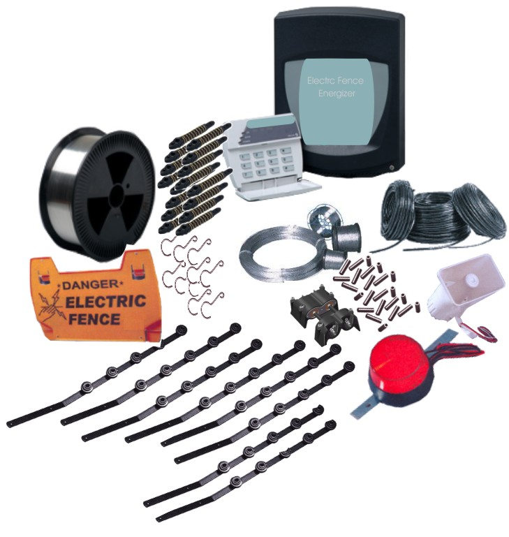 Electric fence specials kit