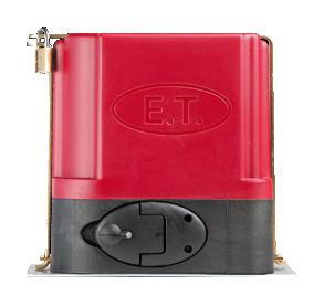ET 500 Plus ACDC/Complex Sliding Gate Motor